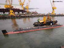 To undergo rigorous harbour trials