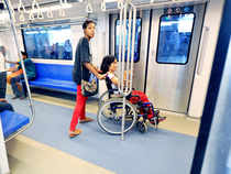 Taking the first step towards making India truly accessible, all international airports, 75 railways stations and 5,000 public buildings in the major cities will be made disabled-friendly by July.