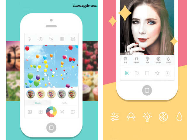 Candy Camera (iOS & Android) - Here's what all you can do with a ...