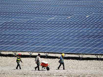 The world's largest renewable energy developer is significantly downsizing its India footprint by monetising its entire 400 mw of solar capacity.