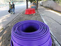 Citing limited spectrum for cellular services, telecom players today said the government should come out with a industry-friendly policy to facilitate roll out of optical fibre across the country.