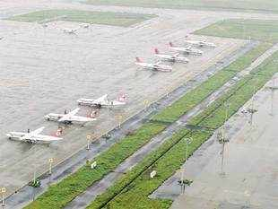 Normalcy Returns At Chennai Airport Civil Aviation Minister The Economic Times