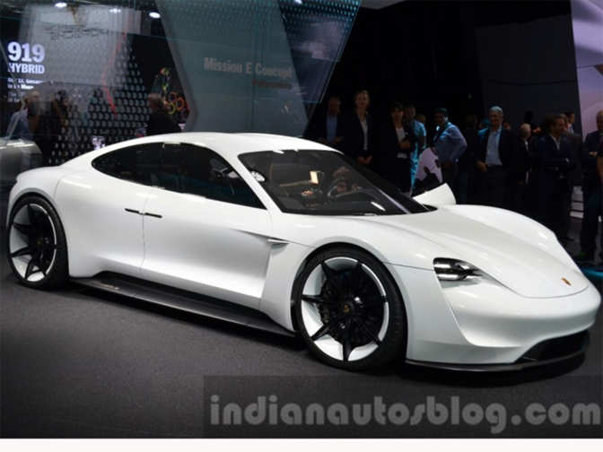 Porsche Mission E Officially Confirmed For 2020 Launch