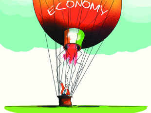 India's projected GDP in 2030 was $10,133 billion, behind America's $32,996 billion and China at the top with a projected GDP of $34,338 billion.