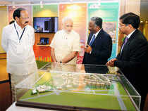 Pushing ahead with its urban development goals, Prime Minister Narendra Modi-led NDA government will announce the first batch of 20 smart cities early next month.