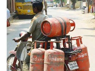 ATF or jet fuel price was on Friday slashed 10% but rates of non-subsidised cooking gas LPG were hiked by Rs 49.5 per cylinder on global trends.