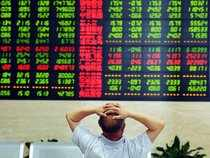 The Chinese share market collapsed 8% on Monday, after the manufacturing PMI showed a contraction, setting the tone for the rest of the year.