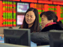 The sell orders piled up fast on Monday at Shenwan Hongyuan Group, China's fifth-biggest brokerage by market value.