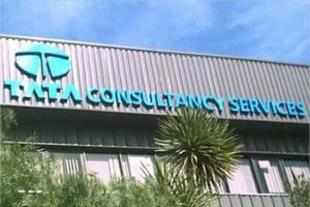 Tata Consultancy Services Ltd has joined the bidding process for Perot Systems, an IT management business of Dell Inc, according to people familiar with the matter.