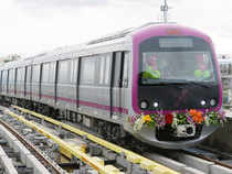 LRT is one of the four mass rapid transit systems the Comprehensive Traffic and Transportation Study recommended for Bengaluru in 2007.