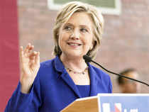 """""""North Korea must have no doubt that we will take whatever steps are necessary to defend ourselves and our treaty allies, South Korea and Japan,"""" Clinton said."""
