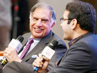 "Tata Group patriarch and lately entrepreneur enthusiast Ratan Tata, who has invested in over 20 startups so far, today said unless a newbie ""excites"" him, he does not invest in that company."