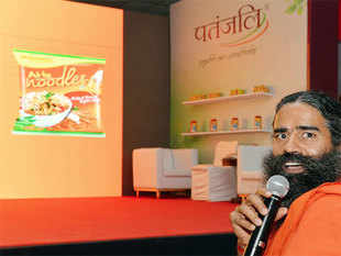 Big Bazaar, Reliance Retail & Spencer's Retail say Patanjali products among their top-selling brands.