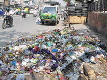 Scores of municipal sanitation workers on Wednesday decided to go on an indefinite strike from January 27 claiming the civic bodies' failure in meeting their demands, including regularisation of salary .