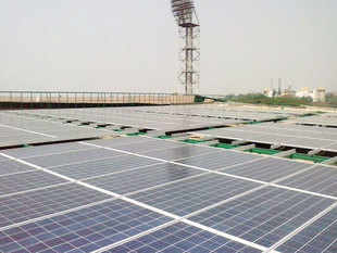 The World Bank, Asian Development Bank and the New Development Bank formed by the BRICS nations are providing loans to boost India's rooftop solar programme.