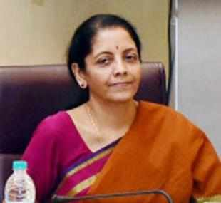 Trade Minister Nirmala Sitharaman said the yuan's fall would worsen India's trade deficit with China.