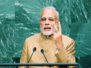 "Modi described the monk as a ""great social reformer and spiritual leader"" who has expressed his views on all concepts and objects of the universe through his various books."