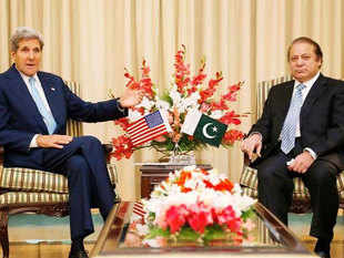 Nawaz Sharif has assured US Secretary of State John Kerry that his country is investigating the deadly attack on Pathankot air force base.