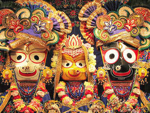 """The design hardly looks like Lord Jagannath,"" Shaktikanta Das, secretary, Department of Economic Affairs, communicated to the culture ministry."