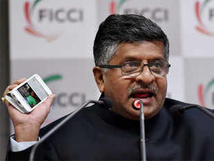 The number of Internet users in the country is expected to go up to 50 crore, from the present over 40 crore, in next 5-8 months, Ravi Shankar Prasad said today.