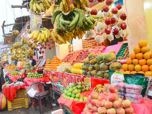 Fruit production has surged impressively after the green revolution of the 1960s and 70s, making the country second largest global producer behind China.