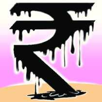 After a break, the rupee resumed its downtrend by falling 29 paise to 67.94 against the US dollar in early trade on Wednesday.