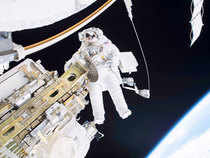 """NASA has sought submissions from the public in a new design competition that aims to add a robotic arm to its """"free-flying robot"""" that will patrol the International Space Station (ISS)."""