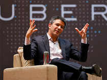 From picking the right partner to dealing with investors, Kalanick doled out tips for entrepreneurs and startup founders at a IIT Bombay. (Image: Reuters)