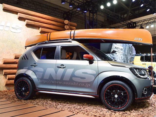new car launches in japanIndiabound Suzuki Ignis launched in Japan  Indiabound Suzuki