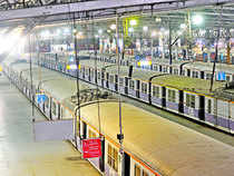 Starting tomorrow, passengers using Mumbai Central will be able to access high speed internet as it becomes the first railway station in the country to get Google's Wi-Fi connectivity. (Representative image)