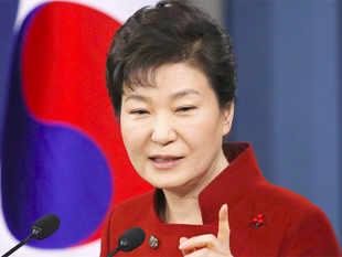 Park's comments came amid a flurry of diplomatic exchanges involving Washington and Beijing as the international community seeks to impose fresh sanctions on North Korea.