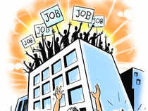 According to the institute, 1,294 students registered this time compared with 1,361 a year ago, when the first phase saw 54% of students bagging jobs.
