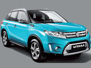 The compact SUV is the first vehicle to be conceived, designed, developed and validated in India by Maruti. It will be unveiled at next month's Auto Expo in Greater Noida.