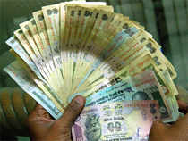 Attempts to arrest the fall in the rupee's value, coupled with massive outflows of foreign funds from equity and bond markets reduced India's foreign exchange reserves (Forex) kitty by $1.726 billion, experts said on Saturday.