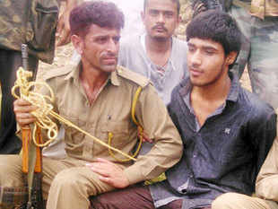 Naved (right) is said to have identified all the places and has provided names of important functionaries in Pakistan who played a role in August 5 attack.