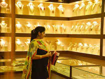Gold prices have climbed 5 per cent this month, just as Brent crude plunged by a quarter, after losing more than 30 per cent of its value last year.