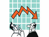 In terms of volume, 4.29 lakh shares of the company changed hands at BSE and over 26 lakh shares were traded at NSE during the day.