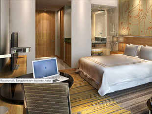 USA-based Marriott International opened its first dual brand property in India, in Bengaluru, on Wednesday. Called Courtyard by Marriott and Fairfield by Marriott, it is located at the Outer Ring Road.
