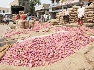 India had banned export of onion as the retail prices had touched Rs 90/kg in 2015 due to fall in production in the 2014-15.