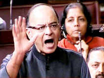 Finance Minister Arun Jaitley on Friday said that India could achieve 8% growth even this fiscal if rural demand can be raised along with factory output even as he criticised the Opposition for stalling the reform agenda of the government.