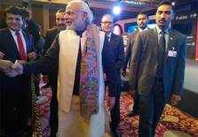 PM Narendra Modi at the Summit