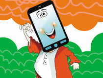 Modi administration wants to make all government services available on mobile phones in the next five years.