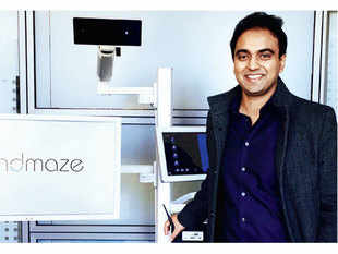 MindMaze sold less than a third of the startup to a Hinduja Group entity for a valuation of more than $1 billion.