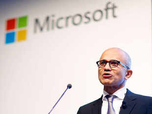On February 4 Satya Nadella will celebrate his second anniversary as the CEO of Microsoft. It's been an eventful couple of years.