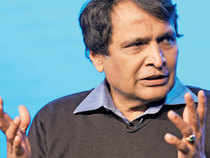 Suresh Prabhu said that for India to become $20 trillion economy large part of country's GDP should comes from manufacturing.