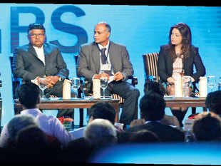 Technology and telecom companies debated the ways in which a billion Indians can be connected to the Internet, on day two of the Airtel-Economic Times Global Business Summit.