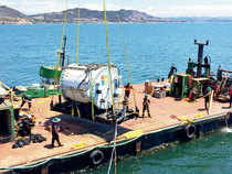The Leona Philpot prototype was deployed off the central coast of California on August 10, 2015.