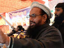 """""""You have only seen one attack on Pathankot. Matters could easily escalate,"""" Saeed said addressing a rally in Pakistan-occupied Kashmir."""