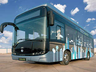 Jbm Auto Releases Ecolife Electric Bus To Be Made In