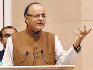 Jaitley said he expects states to increase spending on infrastructure and poverty alleviation schemes as the 14th Finance Commission has devolved higher funds to them.